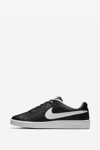 Nike | Кроссовки | Черная кожа