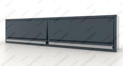 Антресоль 1870х321х430h мм, для верстака серия