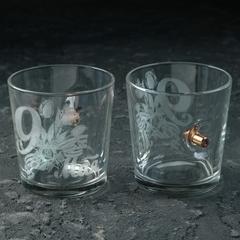 Стакан Непробиваемый. 9 мая Тюльпан, с пулей, для виски, 250 мл, фото 4