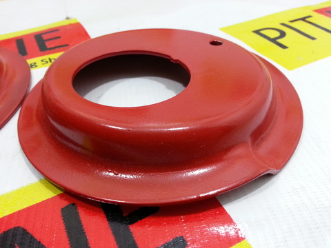 SHTOKAUTO - чашки под бочкообразную пружину для винтовой передней подвески Лада Самара/Десятое семейство.