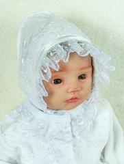 Велюровый набор Мари белый