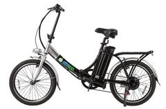 Велогибрид Eltreco Good 350W LITIUM