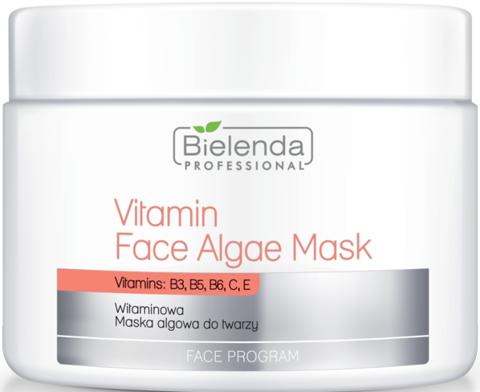 PROFESSIONAL Витаминная альгинатная маска для лица 190г