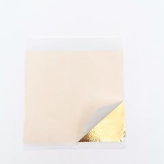 Зеркальная поталь, Золото, лист 9х9, набор 10 листов,ProArt