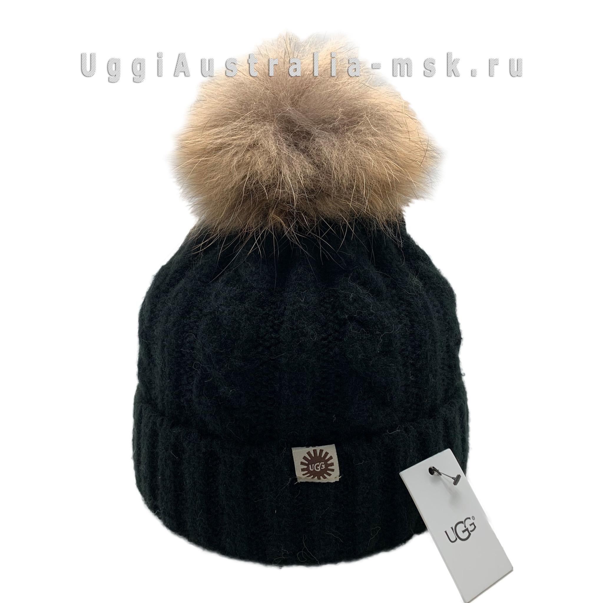 UGG Cap Black