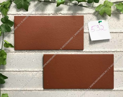 Paradyz - Natural Rosa Duro - Цокольная клинкерная плитка, структурная, 30х14,8