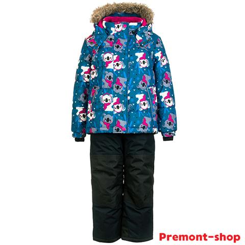 Зимний комплект Premont Панда Дао Мао WP81219