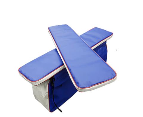 Комплект накладок с сумкой для лодок СТЕЛС 295  (пайол)