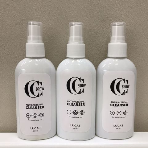 Антисептик кожный CC Brow Antibacterial cleanser 100мл (спрей)