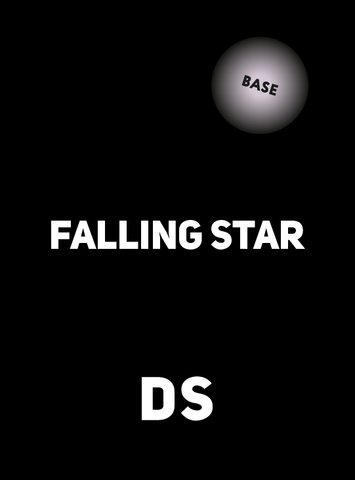 Аксессуар DS BASE FALLING STAR 100