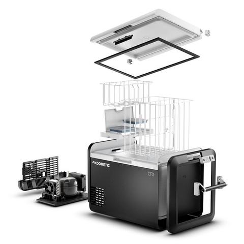 Автохолодильник Dometic CFX3 100, 99л, охл./мороз., диспл, пит. (12/24/220V)