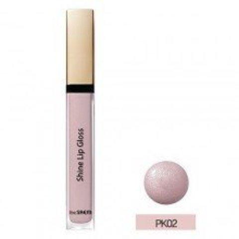 Блеск для губ Eco Soul Shine Lip Gloss PK02 Pink Aurora 3,4гр