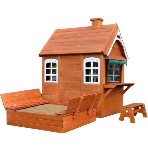 Markvel Happy house 3 - игровой домик happy_house_3