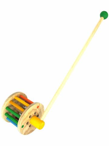 Каталка Шумелка на палочке