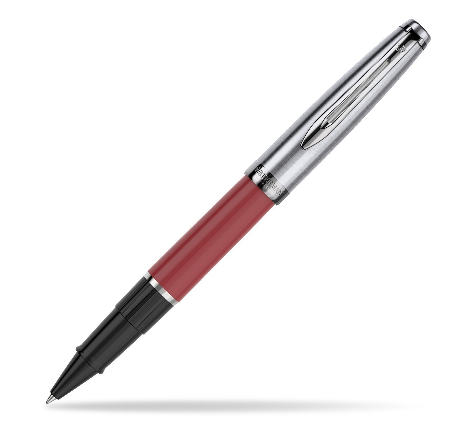Waterman Embleme - Red CT, ручка-роллер, F