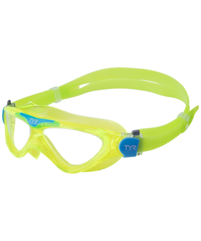 Маска для плавания Rogue Swim Mask Youth, LGRSMKD/892, зеленый