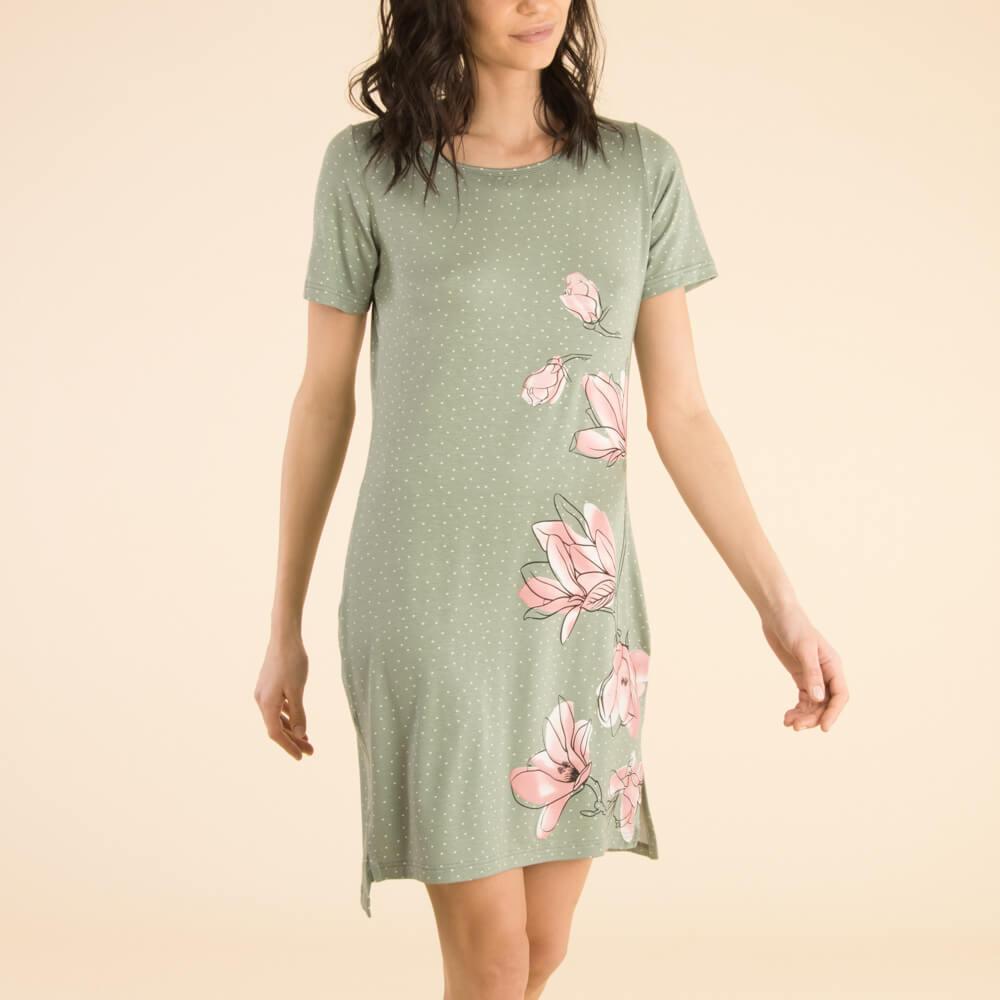Женская ночная сорочка E21K-32X101