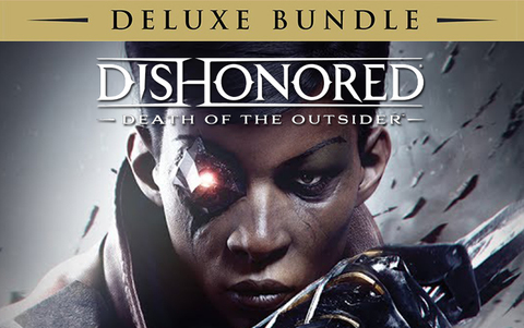 Dishonored: Death of the Outsider - Deluxe Bundle (для ПК, цифровой ключ)