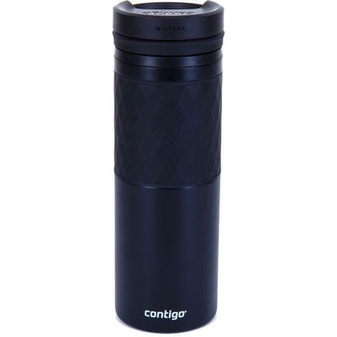 Tepмокружка Contigo Glaze (0,47 литра), черная (2095392)