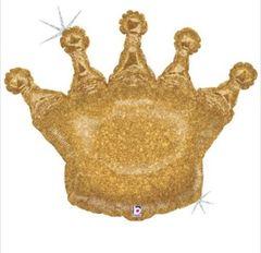 Б Фигура, Корона золотая, голография, 36