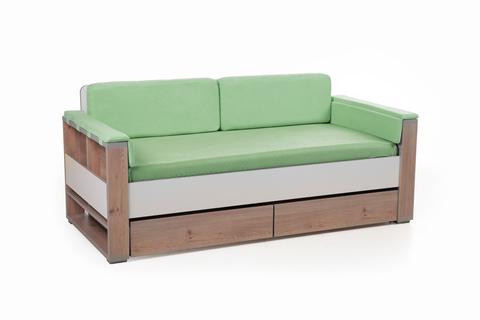 Съемный чехол на матрас в цвет кровати Level
