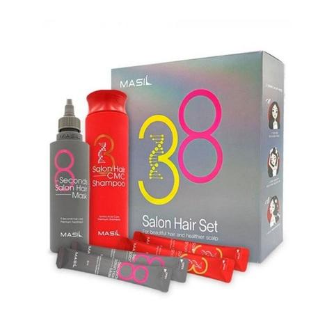 MASIL 38 Salon Hair Set набор восстанавливающих средств для волос
