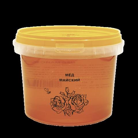 Мёд натуральный МАЙСКИЙ, 1 кг