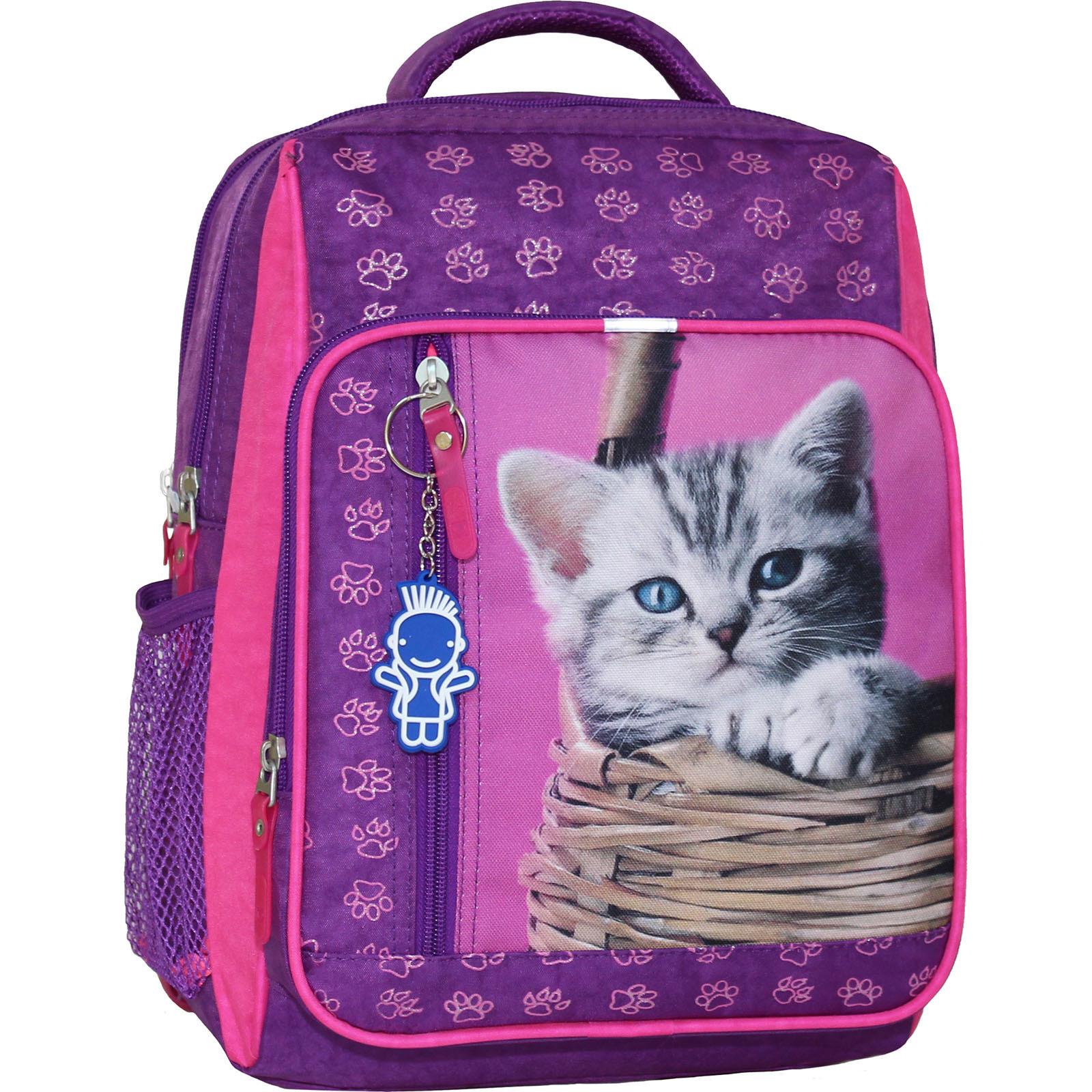 Школьные рюкзаки Рюкзак школьный Bagland Школьник 8 л. 339 фиолетовый 58д (0012870) IMG_4655.JPG