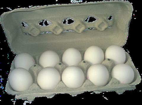Яйца Деревня Недюревка, 10 шт