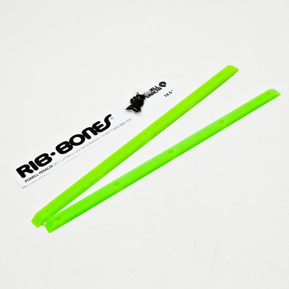 Рейлы POWELL PERALTA Rib Bone Green