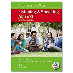 Improve your Skills: Listening & Speaking for F...