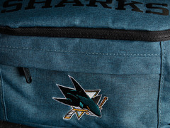 Сумка на пояс NHL San Jose Sharks