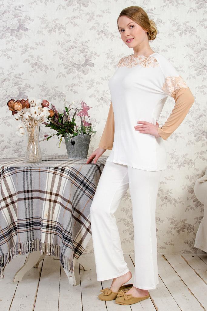 Женский домашний костюм класса люкс Valery