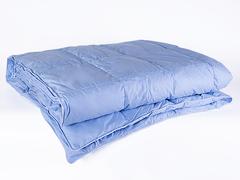 Одеяло пуховое кассетное всесезонное 220х240 Витаминный коктейль