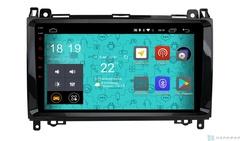Штатная магнитола 4G/LTE Mercedes B200 Android 7.1.1 Parafar PF068