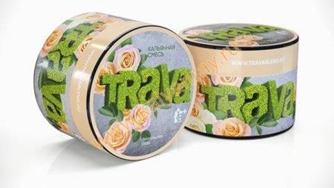 Кальянная смесь Trava - Бенгальская роза