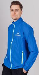 Беговая куртка Nordski Motion Vasilek-Yellow
