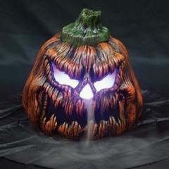 Ужасы Мистер тыквенная голова декорация Хэллоуин — Sinister Pumpkin Mister