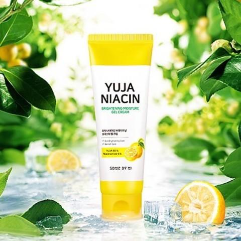 SOME BY MI Yuja Niacin Brightening Moisture Gel Cream 100ml