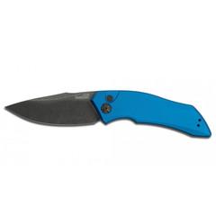 Автоматический нож Kershaw 7100BLUBW Launch 1, синяя рукоять