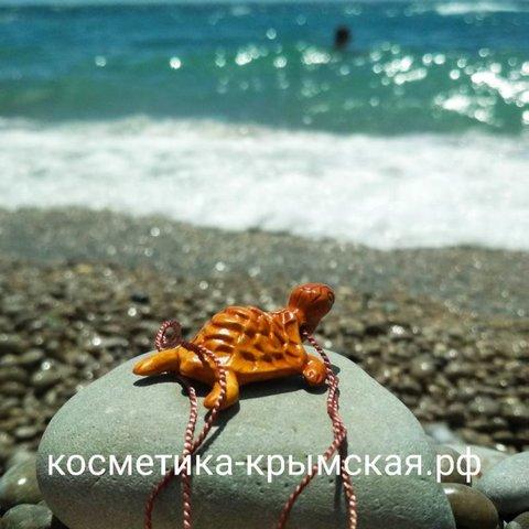 Аромакулон ручной работы «Черепаха»