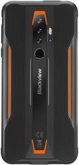Смартфон Blackview BV6300 3/32GB Черный/оранжевый