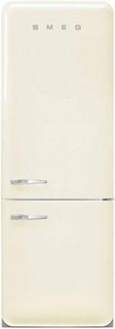 Холодильник с нижней морозильной камерой Smeg FAB38RCR5