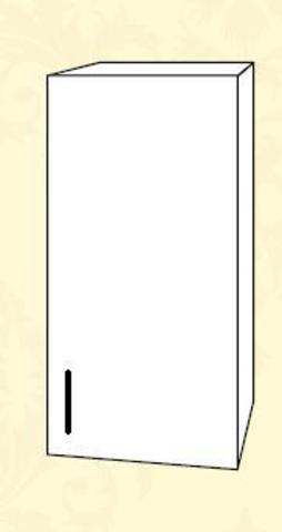Империя П 400 Шкаф верхний