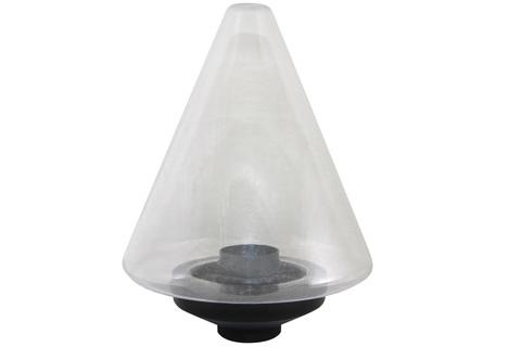 Светильник НТУ 05-100-311 Конус IP54 (прозр. ПММА, основание 145, Е27) TDM