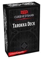 D&D Curse of Strahd: Tarokka Deck (54 Cards)