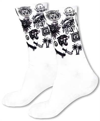 Tatem Socks TIGER