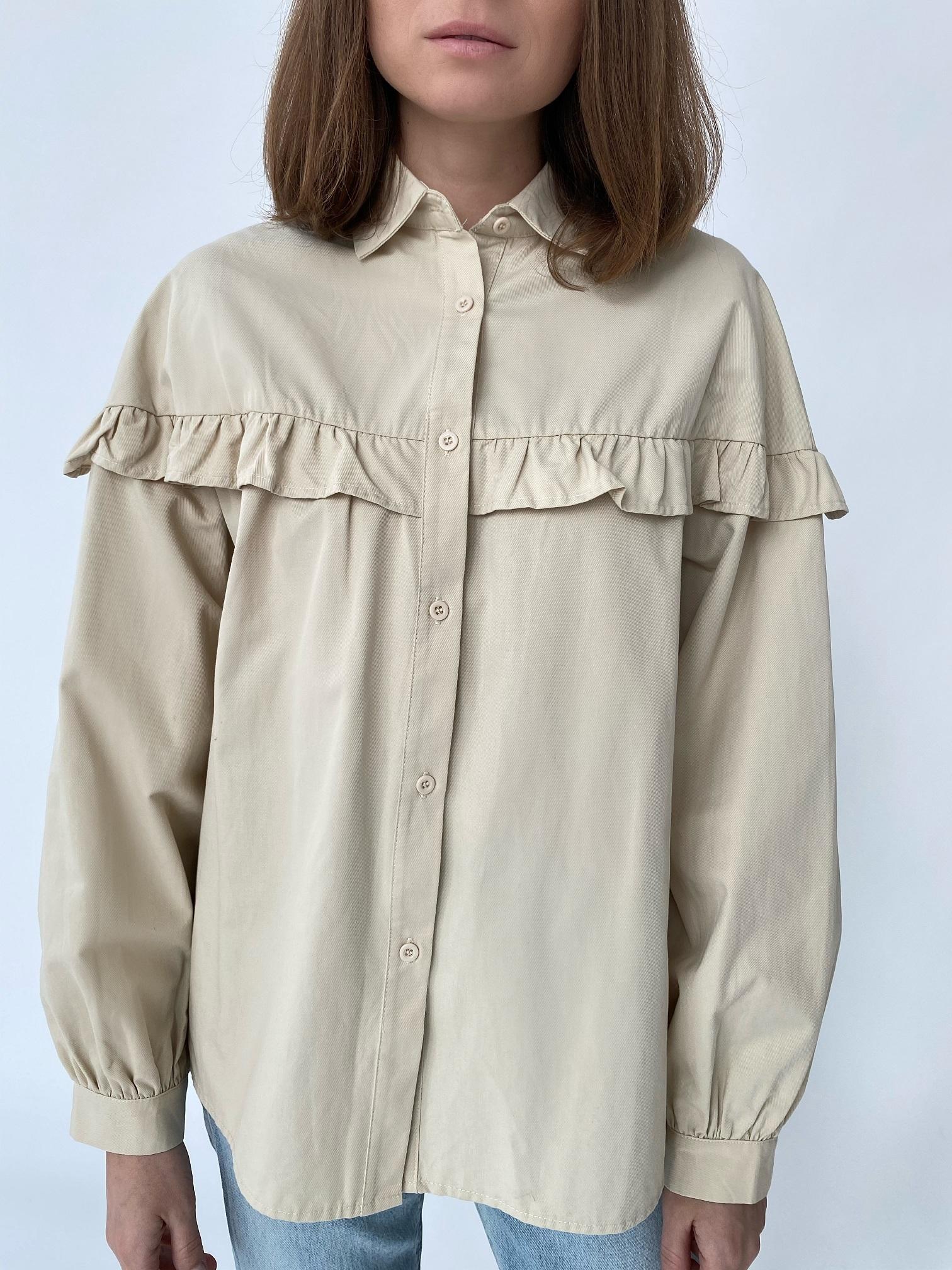 Рубашка, Ballerina, Jane Eyre (бежевый)