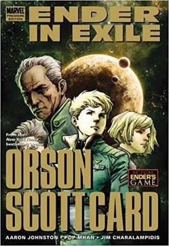 Orson Scott Card's Ender In Exile HARDCOVER