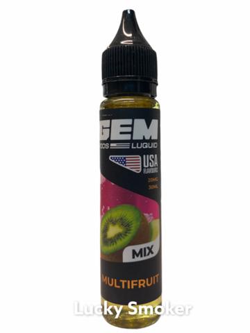 Жидкость Gem Pods Salt 30 мл Multifruit